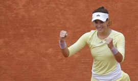 Muguruza qualifica-se para a final