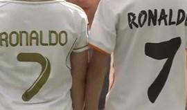 Record Challenge Park contou com... dois Ronaldos