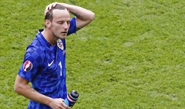 Rakitic: «Podemos ser expulsos do Euro»