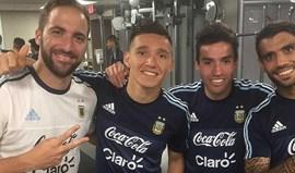 At. Madrid dá 60 milhões mais Kranevitter por Higuaín