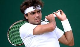 Frederico Silva defronta eslovaco na estreia em Grand Slams seniores
