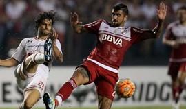 Argentina: Lucho González deixa o River Plate