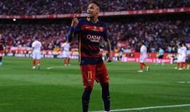 Neymar pára obras em casa e alimenta cenário de saída do Barça