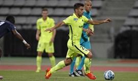 André Santos reforça equipa de Lito Vidigal