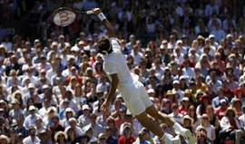 Federer torna-se no tenista com mais vitórias em Grand Slams