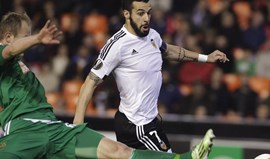 Negredo na agenda de Sevilha e Middlesbrough