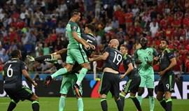 Ronaldo 'Air Jordan' saltou 80 centímetros no golo