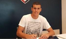 Cagliari resgata jovem promessa aos escalões jovens do Benfica