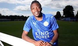 Leicester confirma Ahmed Musa