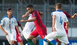 Itália-Portugal, 1-1