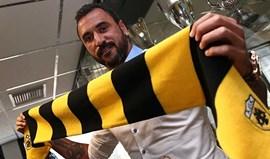 Oficial: Hugo Almeida assina pelo AEK