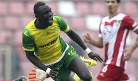 Abou Touré reforça ataque