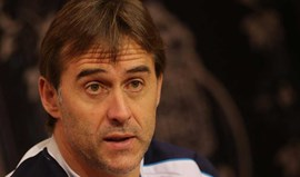 Lopetegui perto do Wolves