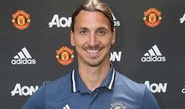 Ibrahimovic falha digressão à China
