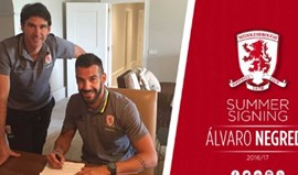 Negredo confirmado no Middlesbrough
