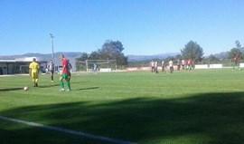 Empate com o Vilaverdense no último teste da pré-temporada