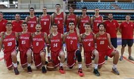 Sub-18: Seleção Nacional inicia Europeu com Bielorrússia
