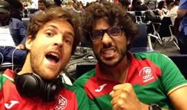 João Sousa e Frederico Marques a caminho do sonho brasileiro