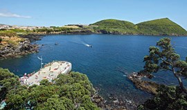 Ilha Terceira: 'Tal espectáculo' no Atlântico
