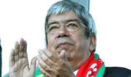 Ferro Rodrigues lamenta perda para o deporto, o patriotismo e o Sporting