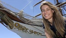 A maior aventura marítima de Joana Pratas terminou no Rio de Janeiro