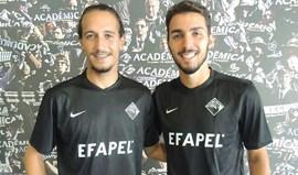 Ricardo Ribeiro e Alexandre Alfaiate oficializados