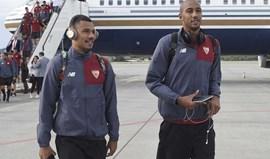 Sevilha viaja para Trondheim com 22 jogadores na comitiva
