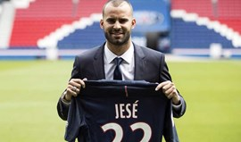 Jesé confirmado como reforço do PSG