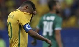 Até Galvão criticou Neymar