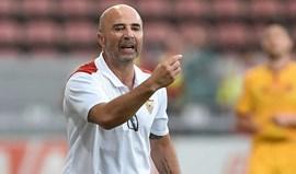 Jorge Sampaoli: «Ganhou a equipa que soube aproveitar as suas virtudes»
