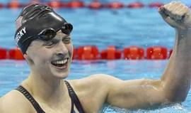 Katie Ledecky conquista segundo ouro nos 200 metros livres