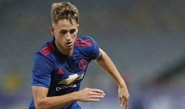 Sunderland negoceia empréstimo de Januzaj com Manchester United
