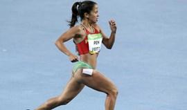Marta Pen eliminada nas eliminatórias de 1.500 metros