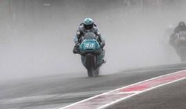 Moto2: Miguel Oliveira com 18.º tempo na qualificação do GP da Áustria