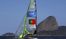 49er:Jorge Lima e José Costa caem para o 13.º lugar