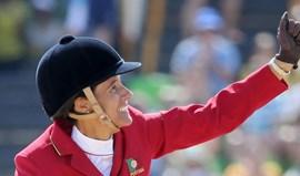 Luciana Diniz feliz com segundo percurso perfeito