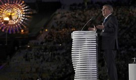 Presidente do COI diz que brasileiros devem estar orgulhosos dos Jogos