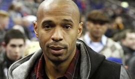 Thierry Henry é o novo treinador adjunto na seleção belga