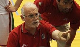 Mário Palma promete seleção mais forte a lutar pela fase final do Europeu