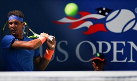 Rafael Nadal avança para a 2.ª ronda