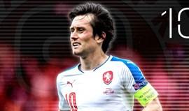 Tomas Rosicky regressa ao Sparta Praga