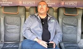 Paulo Cintrão reforça departamento de comunicação