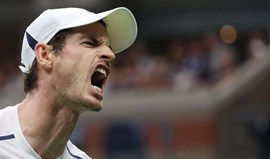 Andy Murray na terceira ronda