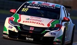 WTCC: Tiago Monteiro sai da quarta posição no Japão