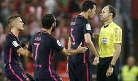 Liga espanhola quer testar o vídeo árbitro