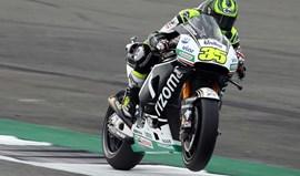 MotoGP: Crutchlow vai sair da 'pole' em Silverstone