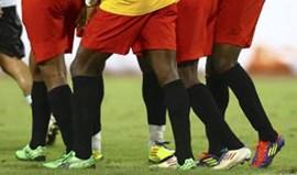 Angola empata com Madagáscar na despedida da qualificação
