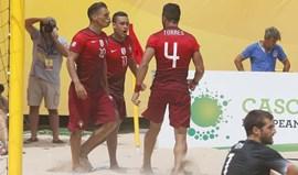 Portugal bate França e está a um ponto da fase final do Mundial
