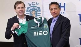 Manuel Negrete sugeriu Alan Pulido a Bruno de Carvalho