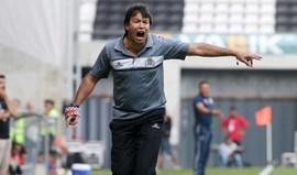 Sanchez esconde o jogo sobre quem defenderá a baliza em Braga